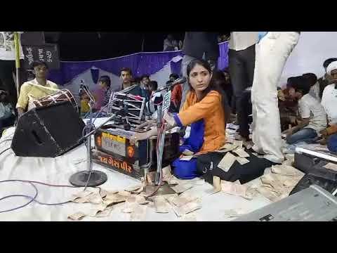 Gori Radha ne Kalo Kaan | Geeta Rabari | Live at Bhachau - Kutch
