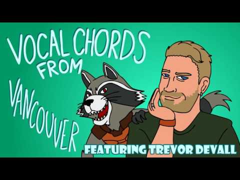 Vocal Chords from Vancouver (feat. Trevor Devall)  - Kirblog 10/8/16