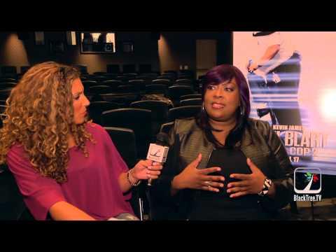 Loni Love interview Paul Blart Mall Cop 2
