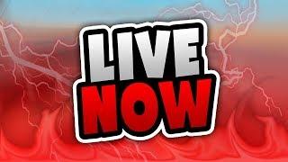 LIVE NOW ROBLOX STREAM!!!!!!!!!!!   GAMERTAG=JUJU1213423!!!!!!!!!!!