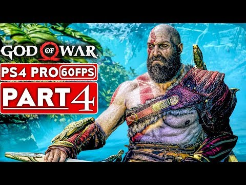 GOD OF WAR 4 Gameplay Walkthrough Part 4 [1080p HD 60FPS PS4 PRO] – No Commentary