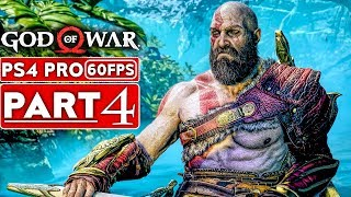 GOD OF WAR 4 Gameplay Walkthrough Part 4 [1080p HD 60FPS PS4 PRO] - No Commentary