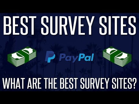 What Are The Best Survey Sites? - Make Money Online For Free | 2018