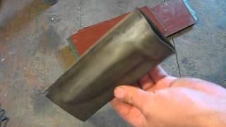 Как сделать пластиковые ножны для ножа своими руками из полиэтиленовой трубки