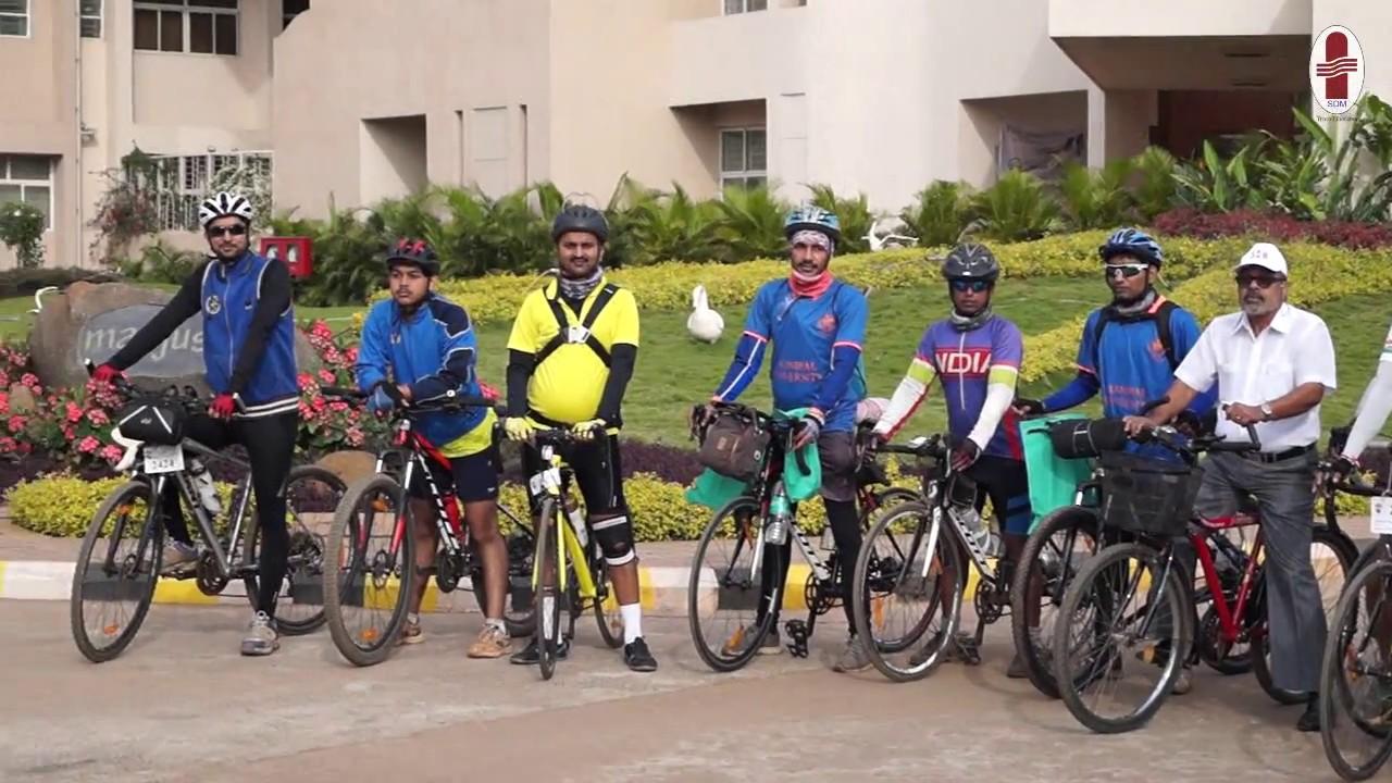 Tour de Manipal - Campus Connect