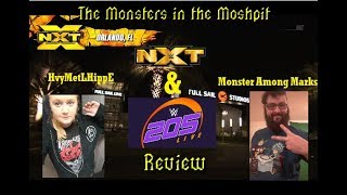 WWE NXT and 205 Live Review: Go-Home for War Games and Alexander vs Lio Rush!!