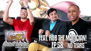 NO TEARS! The Excellent Adventures of Gootecks & Mike Ross ft. Rob the Magician! Ep. 58