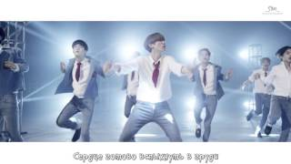 EXO - Love me right (рус. саб)