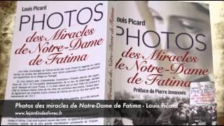 Photos des miracles de Notre-Dame de Fatima commenté par P. Jovanovic