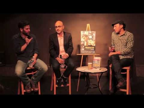 Ayad Akhtar and Josh Radnor Talk DISGRACED; Moderated by Aasif Mandvi