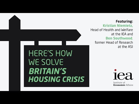 Here's How We Solve Britain's Housing Crisis