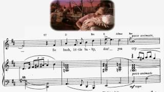 Гершвин, Колыбельная Клары - Summertime - Порги и Бесс, 1д., ноты