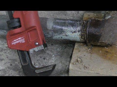 Сила ключей Стиллсона \ Stillson Wrenches Power