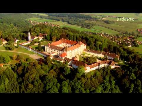 Allgäu Isny Schloss Zeil | Luftaufnahmen