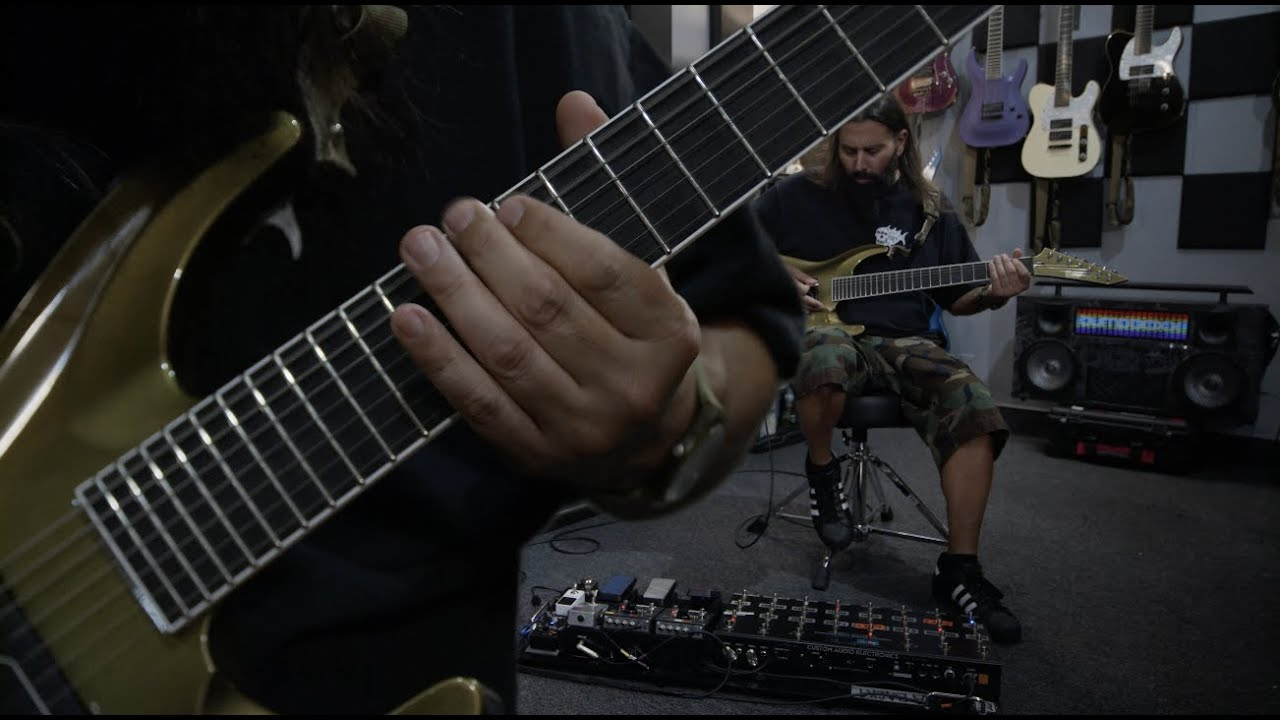 Deftones – Rickets (Stephen Carpenter Play-Through)
