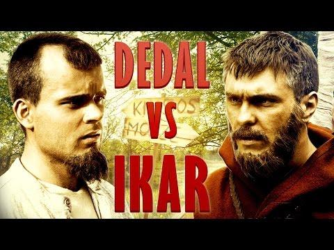 Wielkie Konflikty - odc. 20 'Dedal vs Ikar'