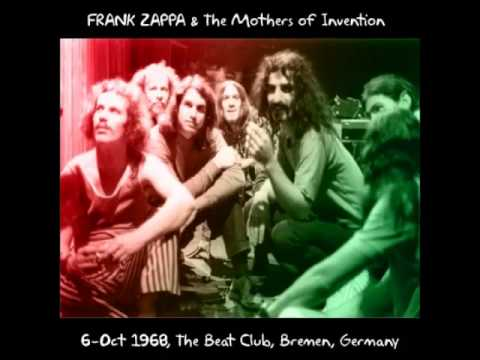 Frank Zappa & The MOI - The Beat Club, Bremen, West Germany - 10/06/68 [FULL AUDIO RIP]