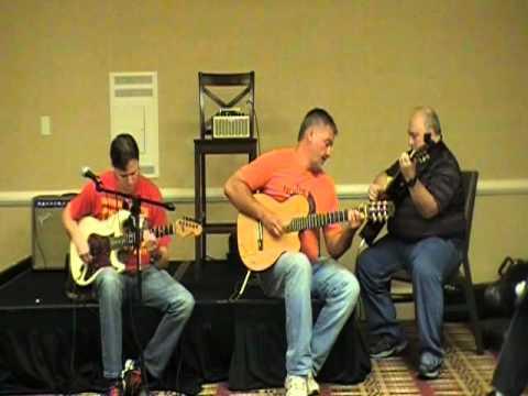 Phil Hunt, Eddie Estes, Audie Wykle - Macarthur Park Nashville CAAS 2015