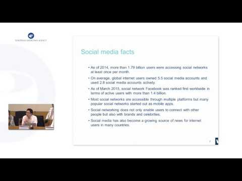 PCWP/ HCPWP  Going viral: the state of play and potential of social media in 2016