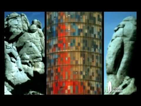 Construcción de la Torre Agbar, Barcelona