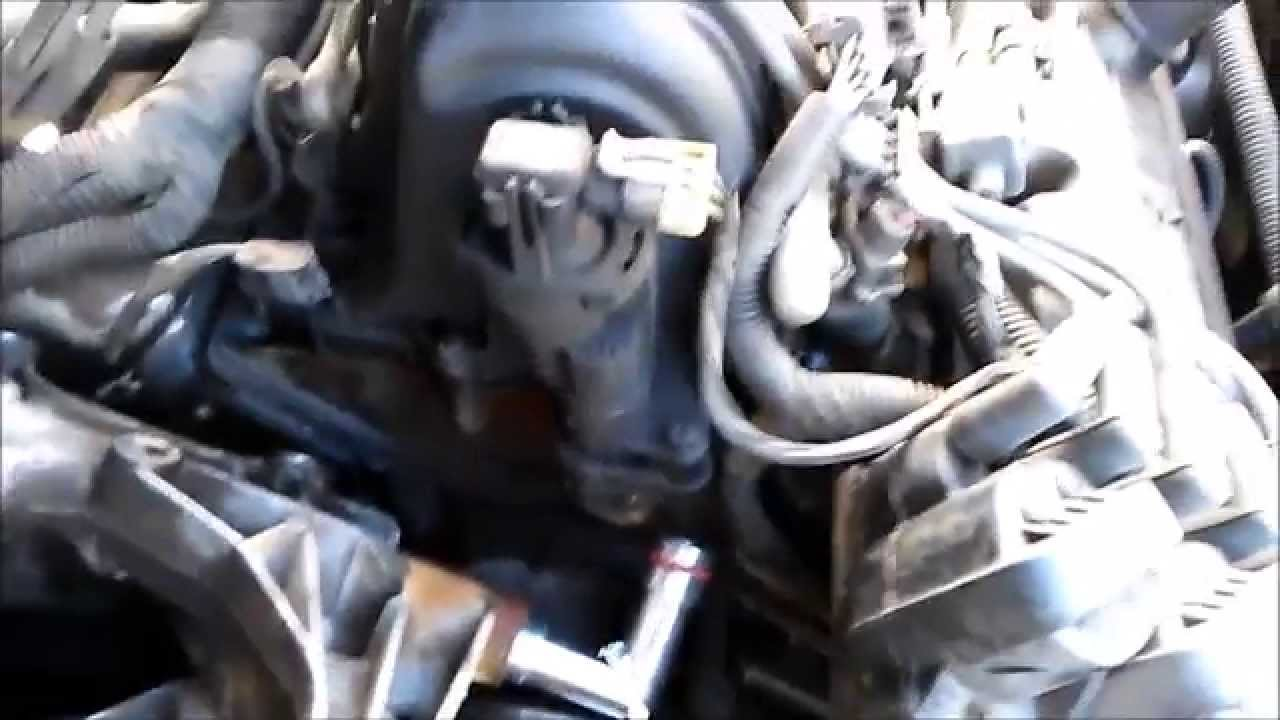 engine cooling system diagram how to change tensioner coolant elbow 1997 buick lesabre  how to change tensioner coolant elbow 1997 buick lesabre