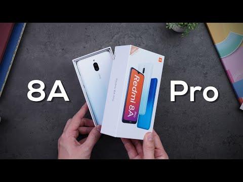 Rp1.5 Juta! Unboxing Xiaomi Redmi 8A Pro + Tes PUBGM ML