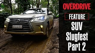 SUV Slugfest - Part 2 | Feature | OVERDRIVE