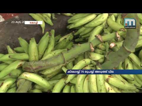 Banana Turns Costlier As Onam Season Begins| Mathrubhumi News