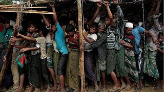 At least 6,700 Rohingya killed in first month of Myanmar violence: MSF thumbnail