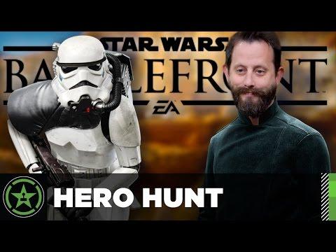 Let's Play – Star Wars Battlefront – Hero Hunt