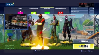 Criando Turtle Wars mapa com zona//Use código: Jewter (Fortnite Battle Royale Live)