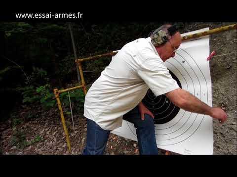 Coach gun Pietta 1878 Model - 1ère partie : présentation et tirs à chevrotines