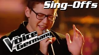 Sam Fischer - This City (Max Lenz) | The Voice of Germany | Sing Offs