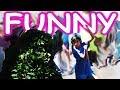 THE FUNNIEST BUSHMAN SCARE PRANKS EVER - Funny Bushman PRANK in Las Vegas - S05E11