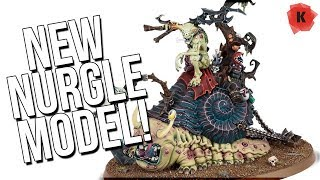 New Age Of Sigmar Nurgle Model Coming To Warhammer 40,000?