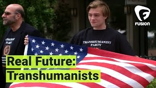 Real Future: Meet Zoltan Istvan, the Transhumanist Running For President (Episode 5)
