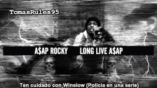 A$AP Rocky - Angels Subtitulado Al Español (Con Explicaciones)