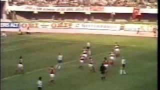 Turkey v Germany (1983) (Pt. 1)