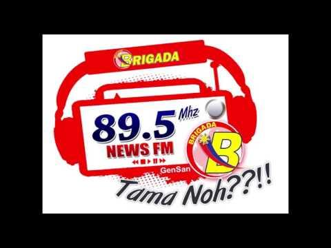 Brigada News FM Jingle (acoustic ver.)