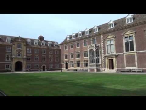 St Catherine's College, Cambridge University, UK. Catz