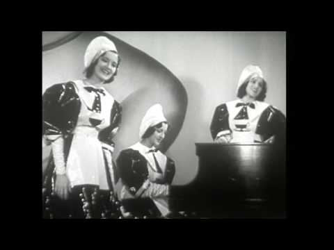Song & Dance  1934  (The Boswell Sisters & Russ Columbo)