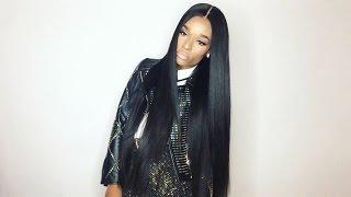 Ali Grace Hair  ( AliExpress ) Brazilian Straight 28