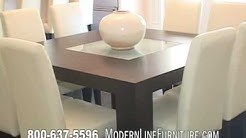 ModernLineFurniture.com Furnished an exclusive Southampton Estate