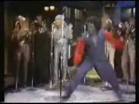 James brown video clips