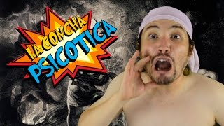 La concha psicótica l El Cacash thumbnail
