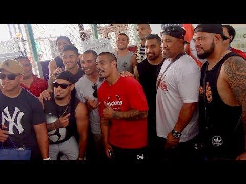 Mate Ma'a Tonga - Captain Sika Manu & Squad farewell at Fua'amotu Airport