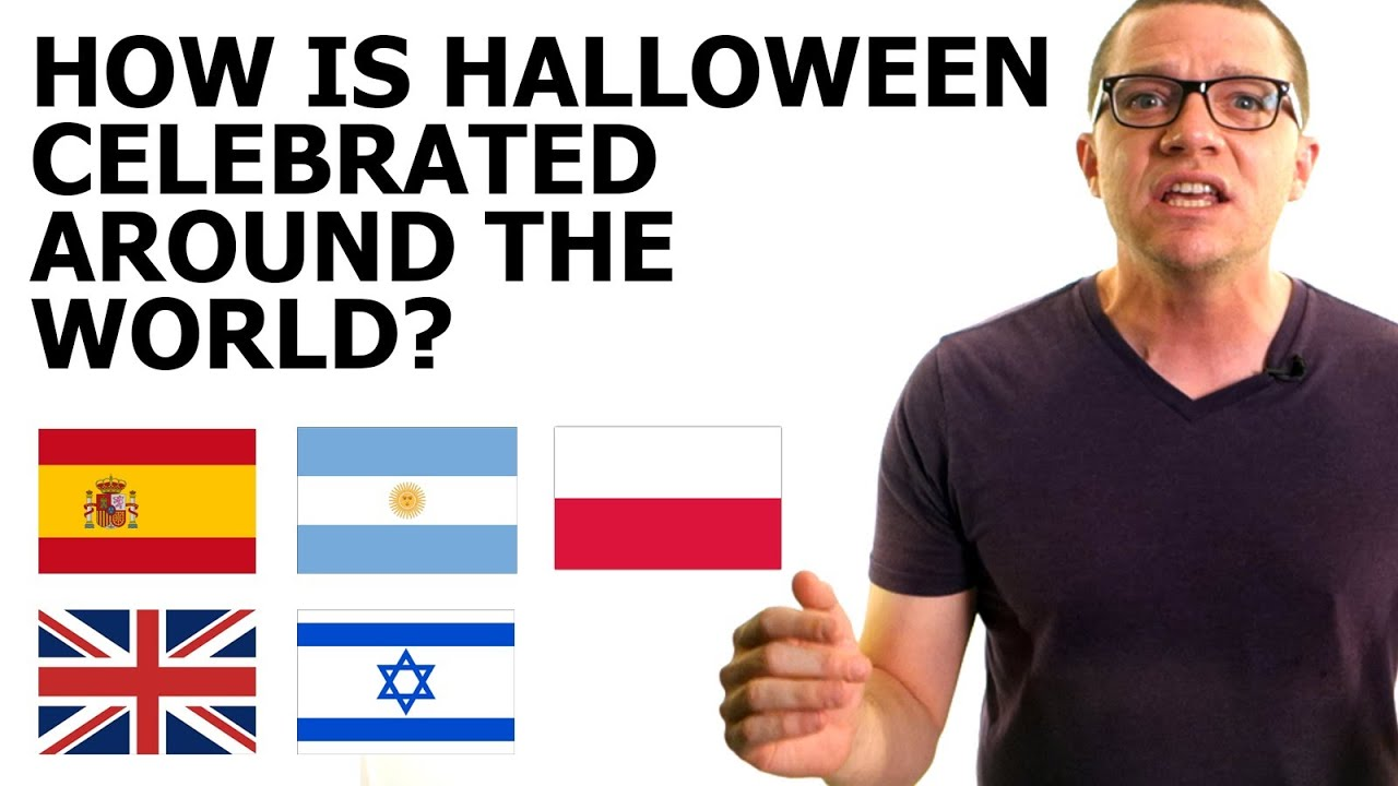 How's Halloween Celebrated Around the World? - YouTube