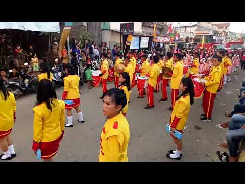 Drum Band SMA KRISTEN RANTEPAO