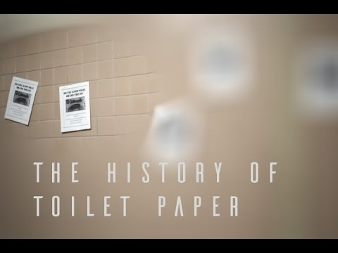 the history of toilet paper blue devil film club youtube. Black Bedroom Furniture Sets. Home Design Ideas