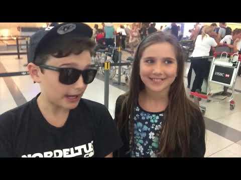 Viajo a España: Confronto a ElRubius, Auronplay, Wismichu, Mangel & 8cho